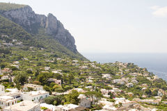 Capri, Italy Royalty Free Stock Photos