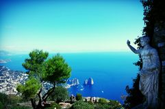 Capri on my mind Royalty Free Stock Photography