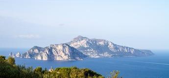 Capri at summer time