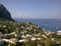 Capri Royalty Free Stock Photography