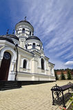 Capriana Church, Moldova Royalty Free Stock Photos