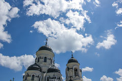 The Capriana Monastery Royalty Free Stock Image