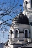 caprianakloster Arkivfoto