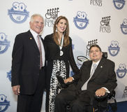 Capriati Joins Buonicontis at 30th Annual Great Sports Legends Dinner Stock Photo