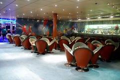 Capriccio lounge bar Stock Image