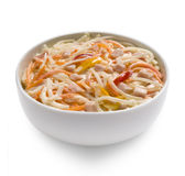 Capricciosa salad Royalty Free Stock Images