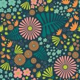 Capricieuze bloemen Stock Afbeeldingen