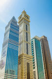 Capricorn Tower Dubai Royalty Free Stock Photo
