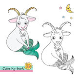 Capricorne de signe de zodiaque Image stock