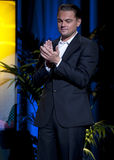 caprio που χτυπά το αστέρι leo Di inception Στοκ εικόνα με δικαίωμα ελεύθερης χρήσης