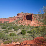 Caprock Canyons State Park in Texas Stock Photo