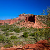 Caprock Canyons State Park in Texas Royalty Free Stock Image