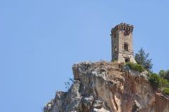 Caprona's tower Royalty Free Stock Image