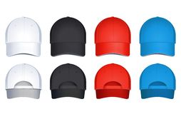 Caps.  Royalty Free Stock Images