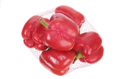 capsicums красные Стоковые Фотографии RF