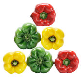 Capsicums Royalty Free Stock Image