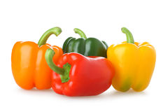 Capsicums Royalty Free Stock Images