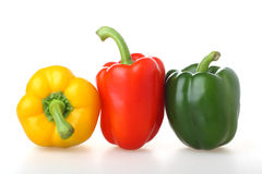 Capsicums Royalty Free Stock Photography