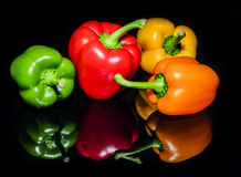 capsicums Photographie stock