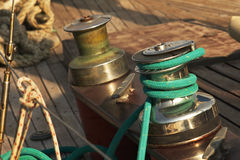 Capstan Stock Photo