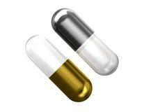 capsule Stock Afbeelding