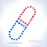 Capsule. Stock Images