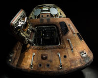 Capsule d'espace d'Apollo 14 Photos libres de droits