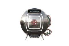 Capsule de machine de temps illustration de vecteur