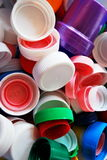 Capsule di plastica Fotografie Stock Libere da Diritti