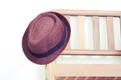 Capsule en la silla 1 Imagenes de archivo