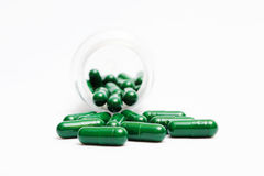 Capsule Royalty Free Stock Images