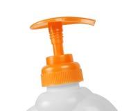 Capsule la botella Imagen de archivo