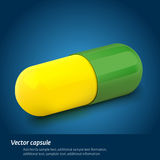 Capsule and pill Stock Images