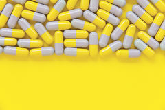 Capsule Pills Royalty Free Stock Photography