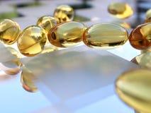 capsules микстура Стоковые Фотографии RF