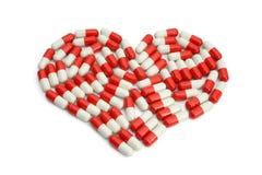 capsules Royalty-vrije Stock Foto