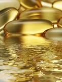 capsules здоровье Стоковые Фото