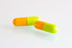 Capsules Photos stock