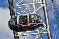 Capsules d'oeil de Londres Images libres de droits