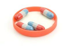 capsules four Стоковое Изображение RF