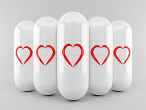 Capsules in the group Royalty Free Stock Photo