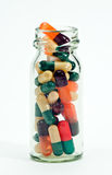 Capsules Royalty Free Stock Images