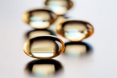 Capsules Royalty Free Stock Photos