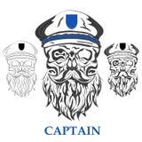 Capt Иллюстрация штока