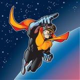 Captain Blast Beam 2 vector illustration