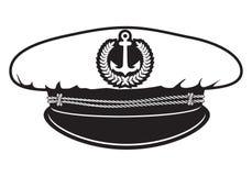 Captain cap Stock Photography
