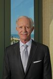 Captain Chesley Sully Sullenberger. Captain Chesley`Sully' Sullenberger, the Captain of US Airways Flight 1549. Ditched successfully in New York's Hudson River Royalty Free Stock Photos