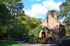 Captain Cooks Cottage Royalty Free Stock Photography
