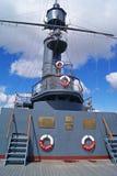 Captain deck Stock Images