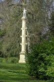 Captain Grenville's Column on Elysian Fields in Stowe, Buckinghamshire, UK. Captain Grenville's Column on Elysian Fields in Stowe, Buckinghamshire royalty free stock photo